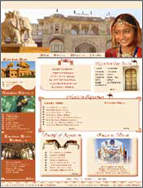 Travel Website Design, Tour Web site Design, Web Design India